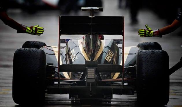 Renault back in F1