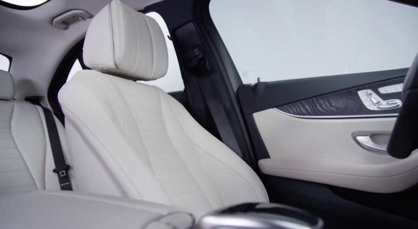 W213 Mercedes-Benz E-Class – mini S-Class interior revealed ahead of January 11 debut Image #417763