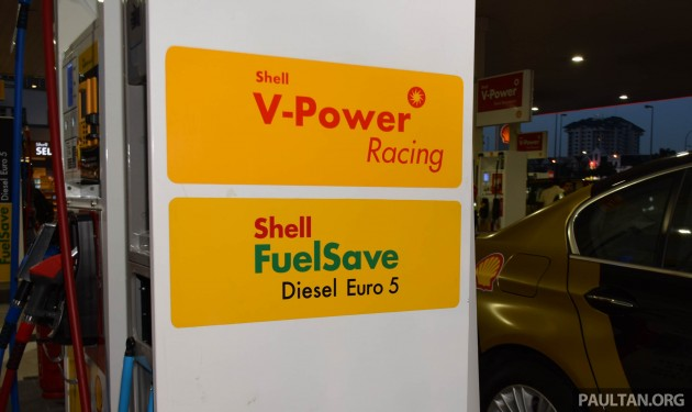 Shell FuelSave Euro 5 Diesel-1