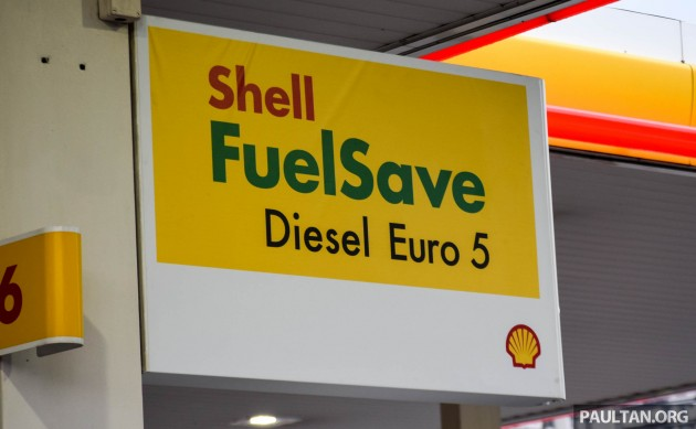 Shell FuelSave Euro 5 Diesel-6
