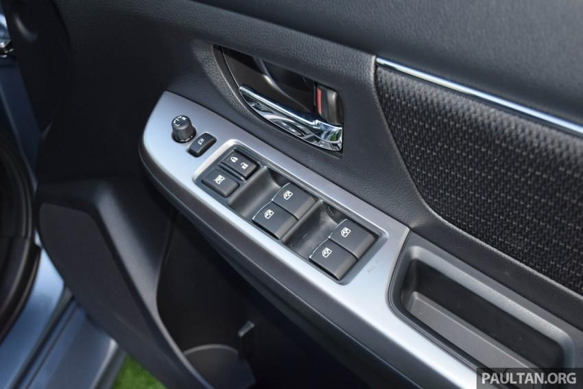 Subaru Levorg makes regional debut in Thailand Image #414589