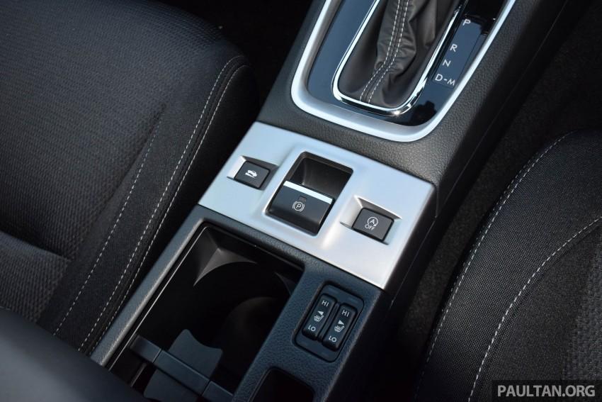 Subaru Levorg makes regional debut in Thailand Image #414595