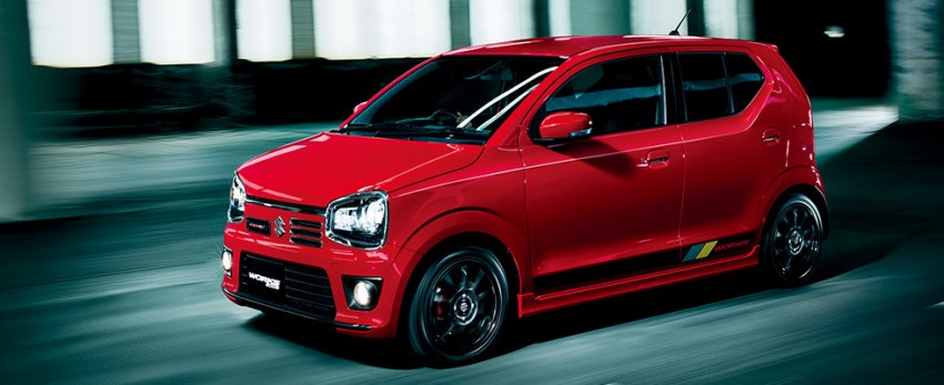 Suzuki Alto Works on sale in Japan – from RM53k Image #422922