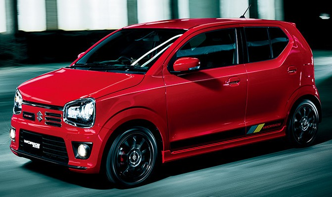 suzuki alto works on sale in japan from rm53k. Black Bedroom Furniture Sets. Home Design Ideas