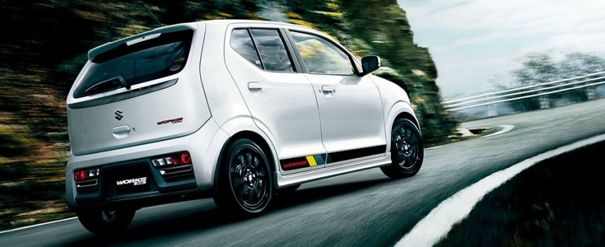 Suzuki Alto Works on sale in Japan – from RM53k Image #422923