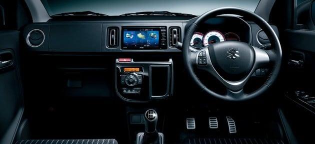 Suzuki Alto Works JDM 5