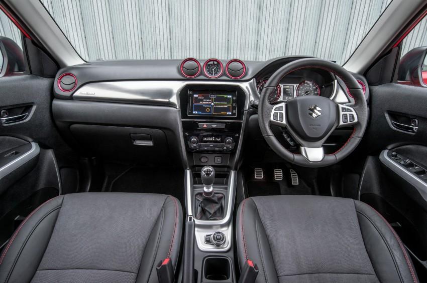 Suzuki Vitara S introduced for UK market – RM133k Image #416506