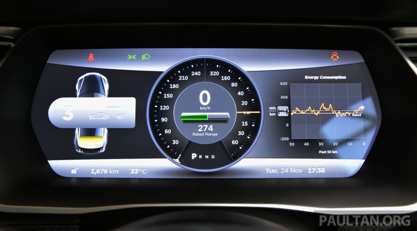 DRIVEN: Tesla Model S 85 – exclusive first-drive report Image #422447