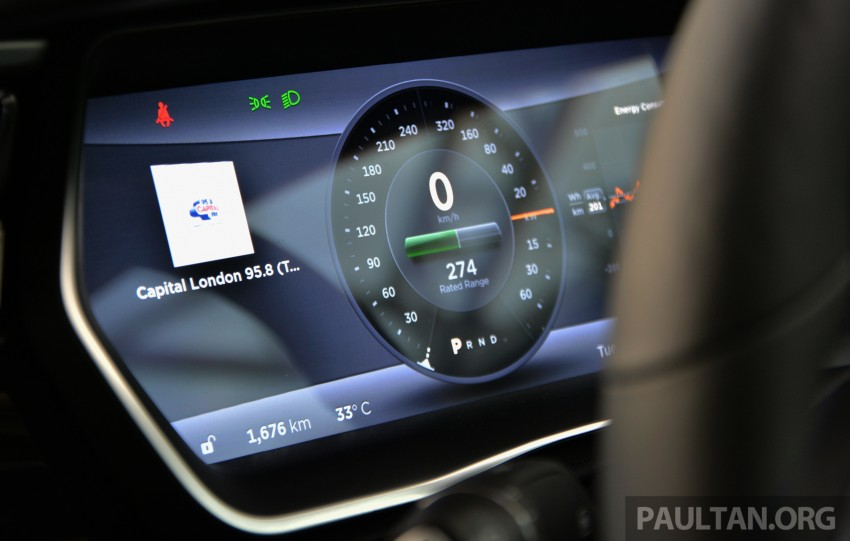 DRIVEN: Tesla Model S 85 – exclusive first-drive report Image #422448