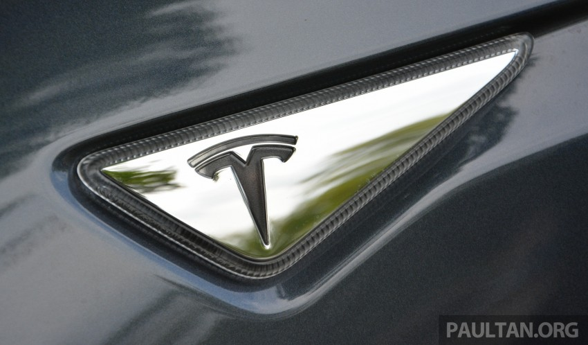 DRIVEN: Tesla Model S 85 – exclusive first-drive report Image #422465