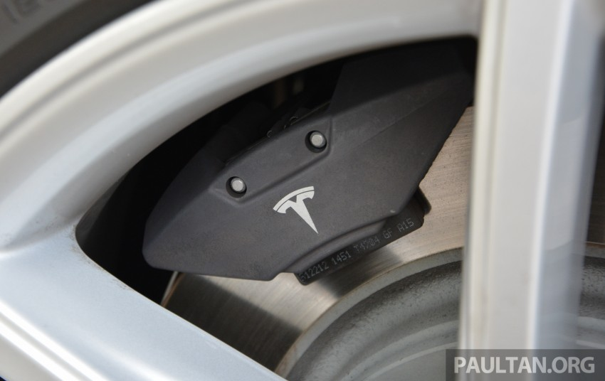 DRIVEN: Tesla Model S 85 – exclusive first-drive report Image #422466