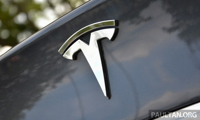 DRIVEN: Tesla Model S 85 – exclusive first-drive report Image #422467