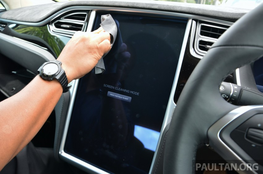 DRIVEN: Tesla Model S 85 – exclusive first-drive report Image #422423