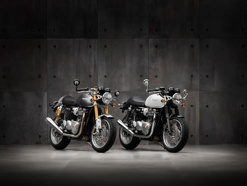 Triumph in black for 2015, posts £2.3 million profit Image #423116