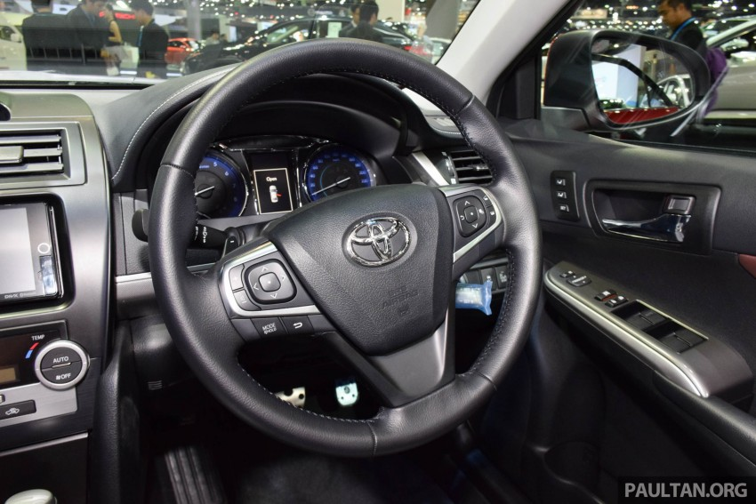 Toyota Camry ESport – meet the sportier alternative Image #415499