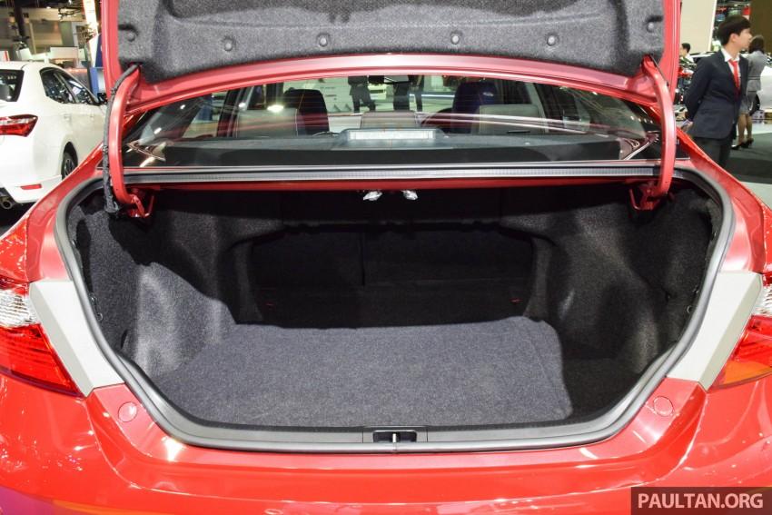 Toyota Camry ESport – meet the sportier alternative Image #415511