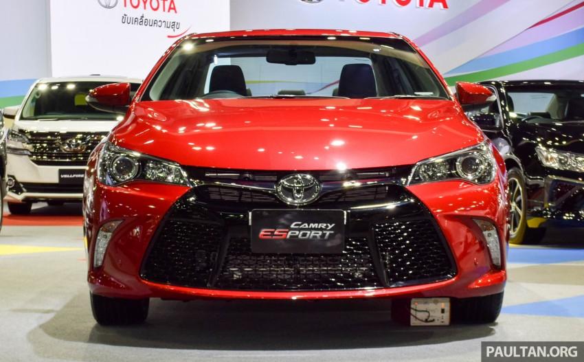 Toyota Camry ESport – meet the sportier alternative Image #415488