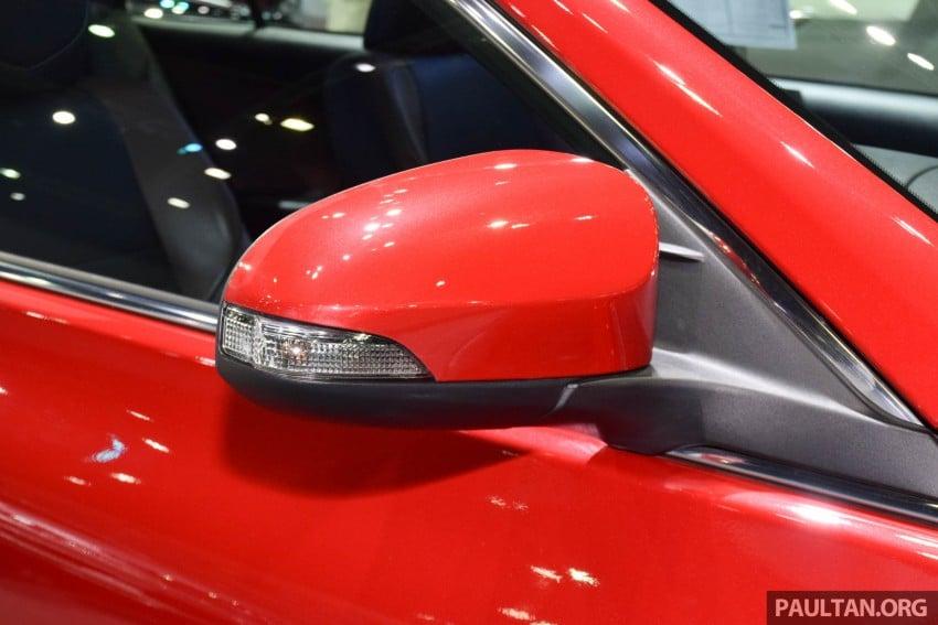 Toyota Camry ESport – meet the sportier alternative Image #415493