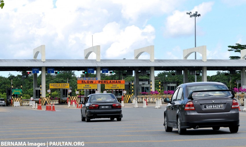 Kuching's Tun Salahuddin Bridge toll-free from Jan 1 Image #420374