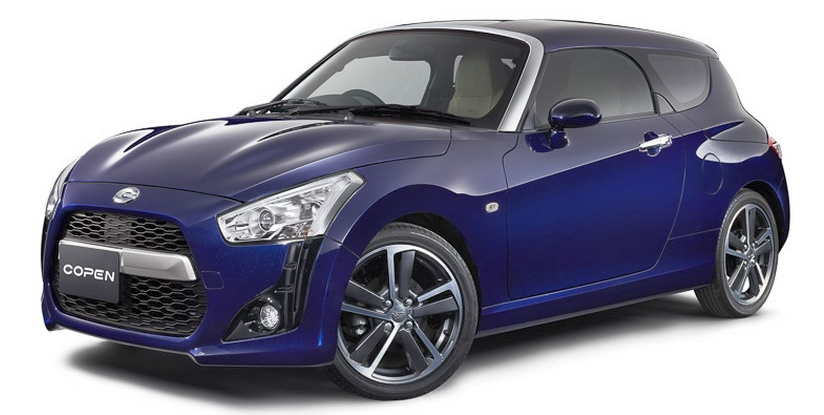 Daihatsu Copen goes Coupe and Shooting Brake route Image #422908
