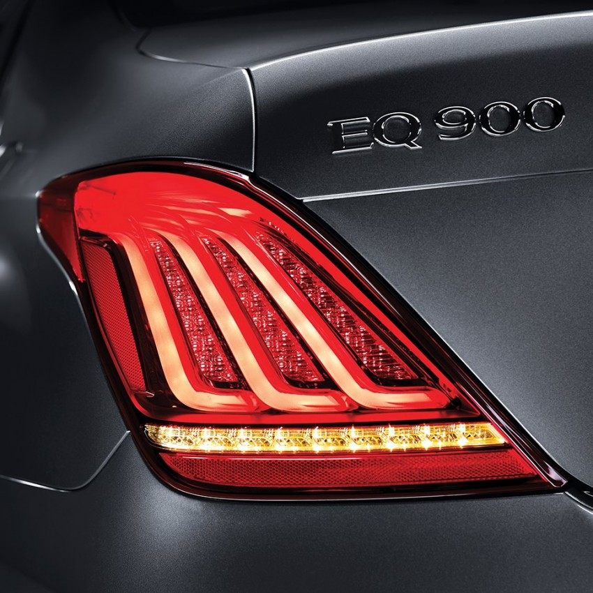 Genesis G90 (EQ900) revealed – new S-Class fighter? Image #418080