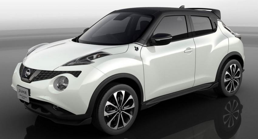 Nissan bringing 14 to the 2016 Tokyo Auto Salon – X-Trail and Serena Nismo, plus a Lolita Lempicka trio Image #423037