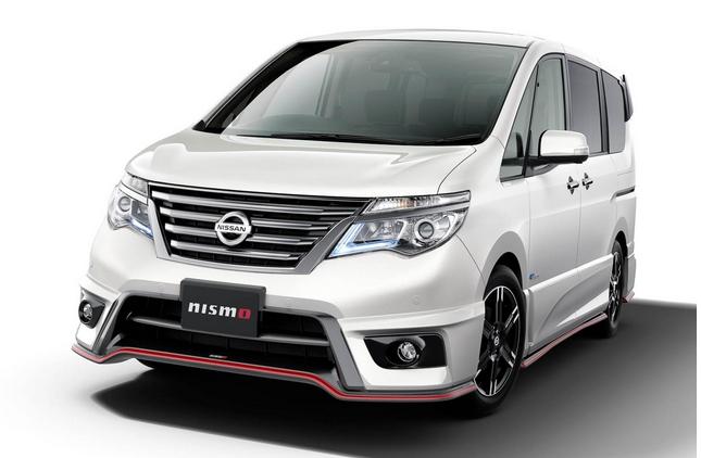 Nissan bringing 14 to the 2016 Tokyo Auto Salon – X-Trail and Serena Nismo, plus a Lolita Lempicka trio Image #423034