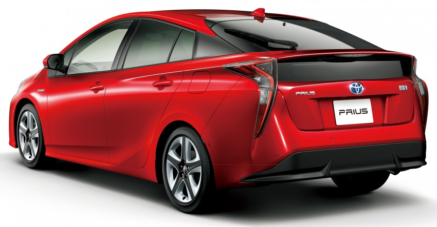 2016 Toyota Prius goes on sale in Japan – 40.8 km/l! Image #418266