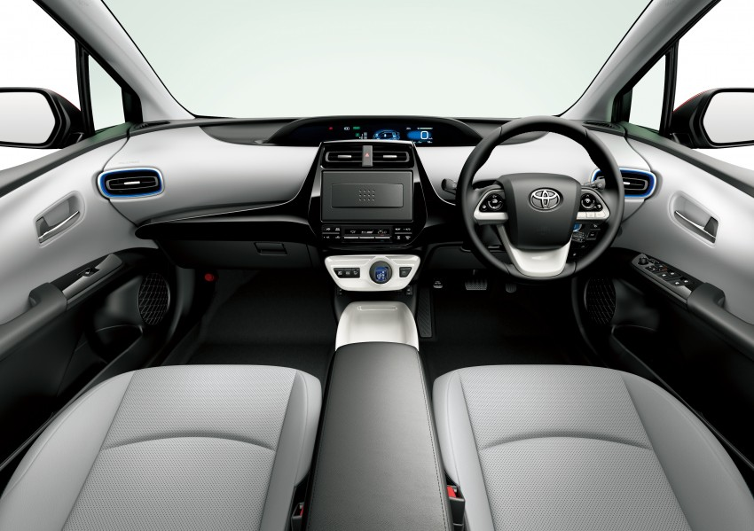 2016 Toyota Prius goes on sale in Japan – 40.8 km/l! Image #417986