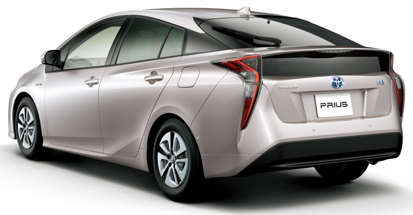 2016 Toyota Prius goes on sale in Japan – 40.8 km/l! Image #418267