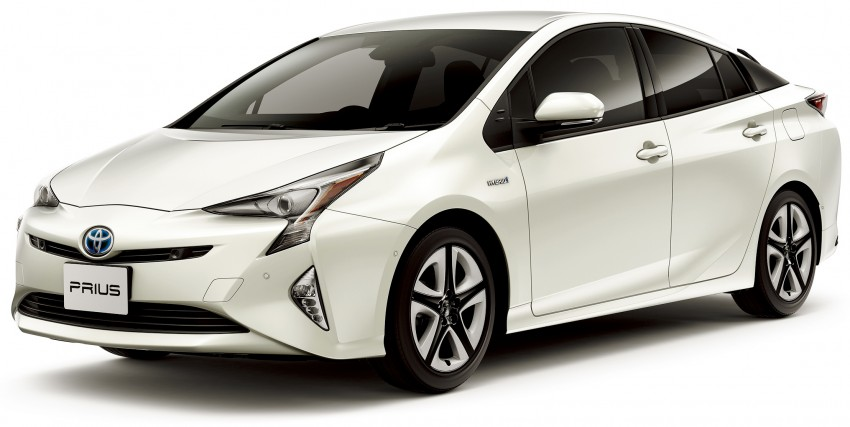 2016 Toyota Prius goes on sale in Japan – 40.8 km/l! Image #418257