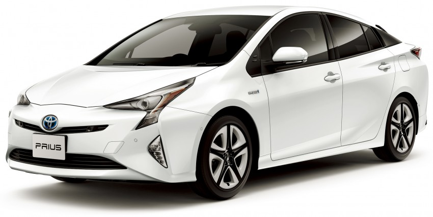 2016 Toyota Prius goes on sale in Japan – 40.8 km/l! Image #418258