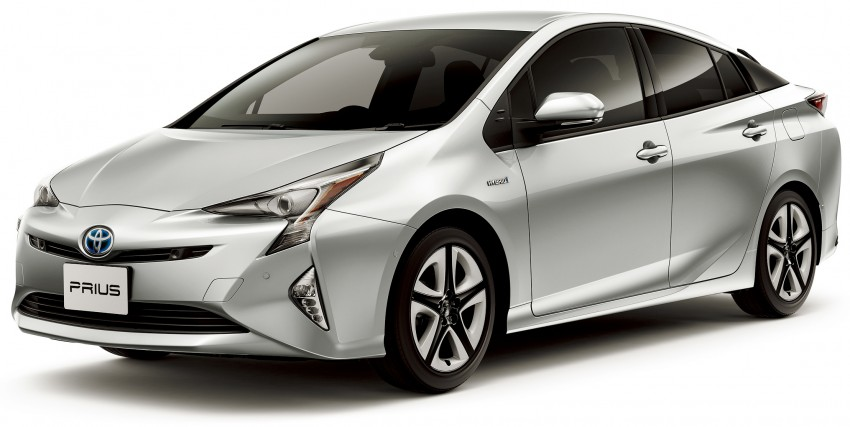 2016 Toyota Prius goes on sale in Japan – 40.8 km/l! Image #418259