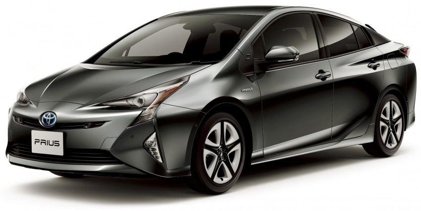 2016 Toyota Prius goes on sale in Japan – 40.8 km/l! Image #418260