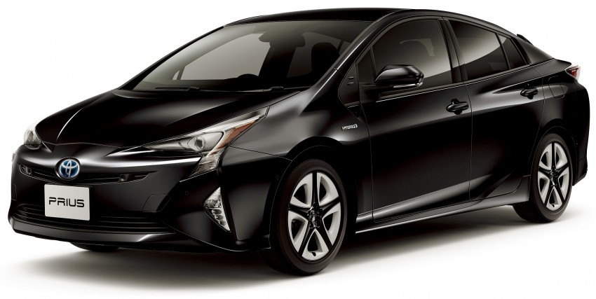 2016 Toyota Prius goes on sale in Japan – 40.8 km/l! Image #418261