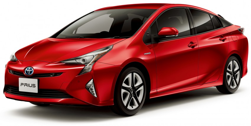 2016 Toyota Prius goes on sale in Japan – 40.8 km/l! Image #418262