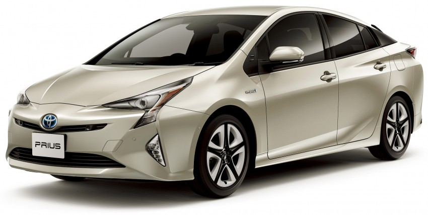 2016 Toyota Prius goes on sale in Japan – 40.8 km/l! Image #418263