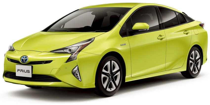2016 Toyota Prius goes on sale in Japan – 40.8 km/l! Image #418264