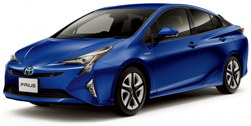 2016 Toyota Prius goes on sale in Japan – 40.8 km/l! Image #418265
