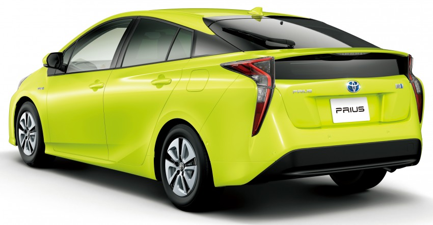 2016 Toyota Prius goes on sale in Japan – 40.8 km/l! Image #418268