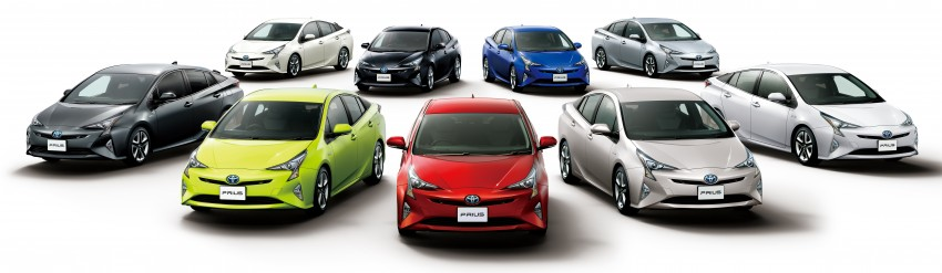 2016 Toyota Prius goes on sale in Japan – 40.8 km/l! Image #418005