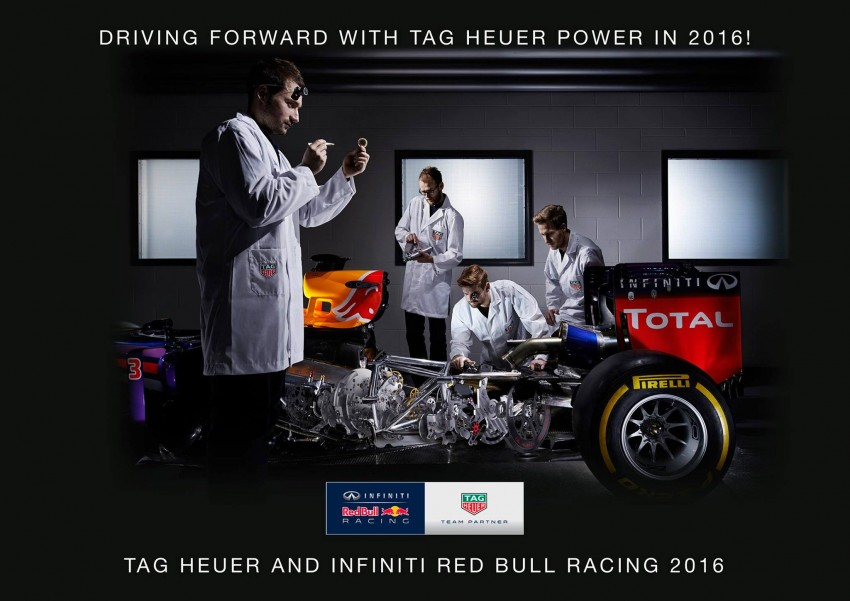 Infiniti discontinues partnership with Red Bull Racing Image #417046