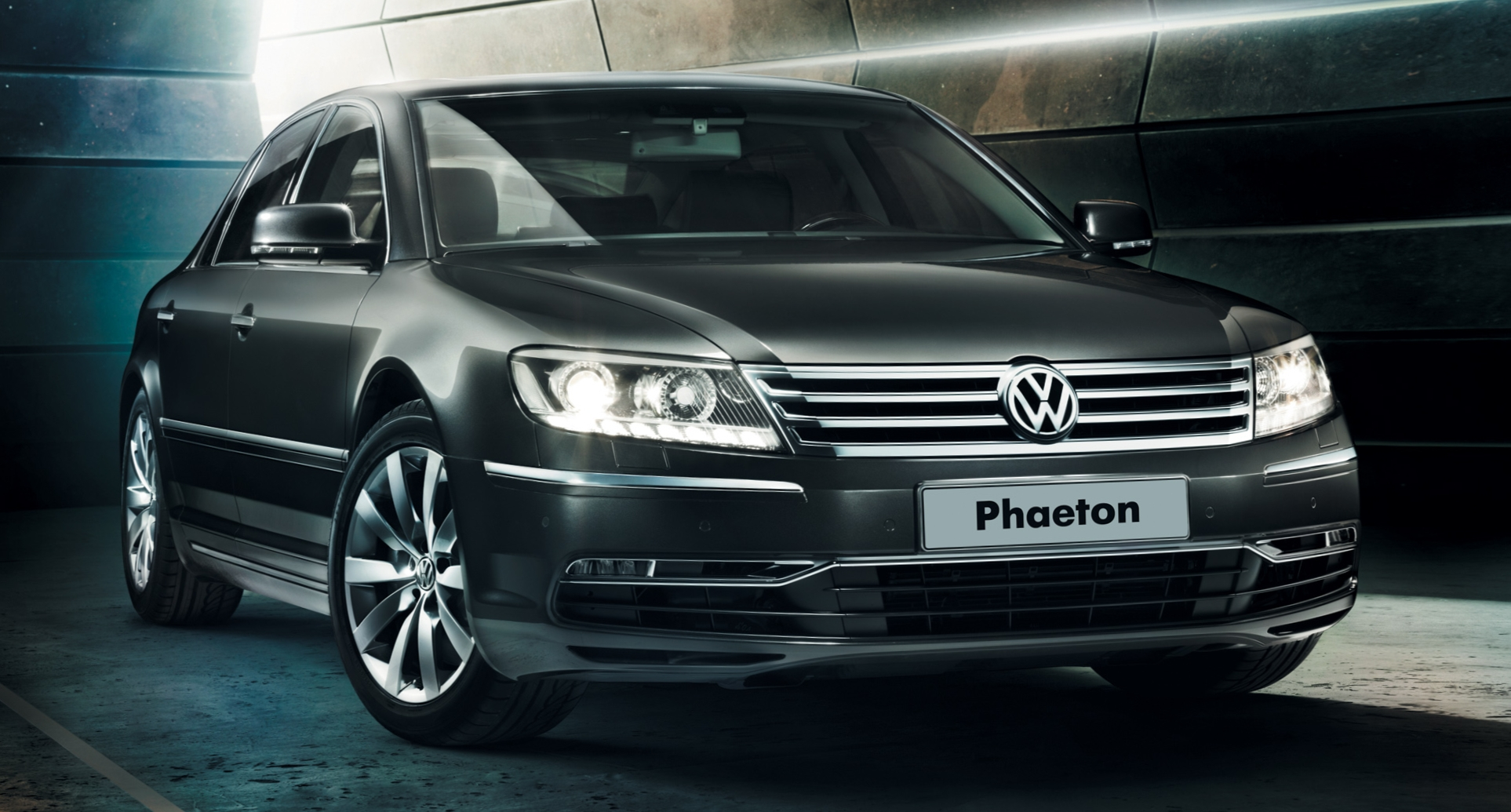 volkswagen phaeton to be phased out of production. Black Bedroom Furniture Sets. Home Design Ideas