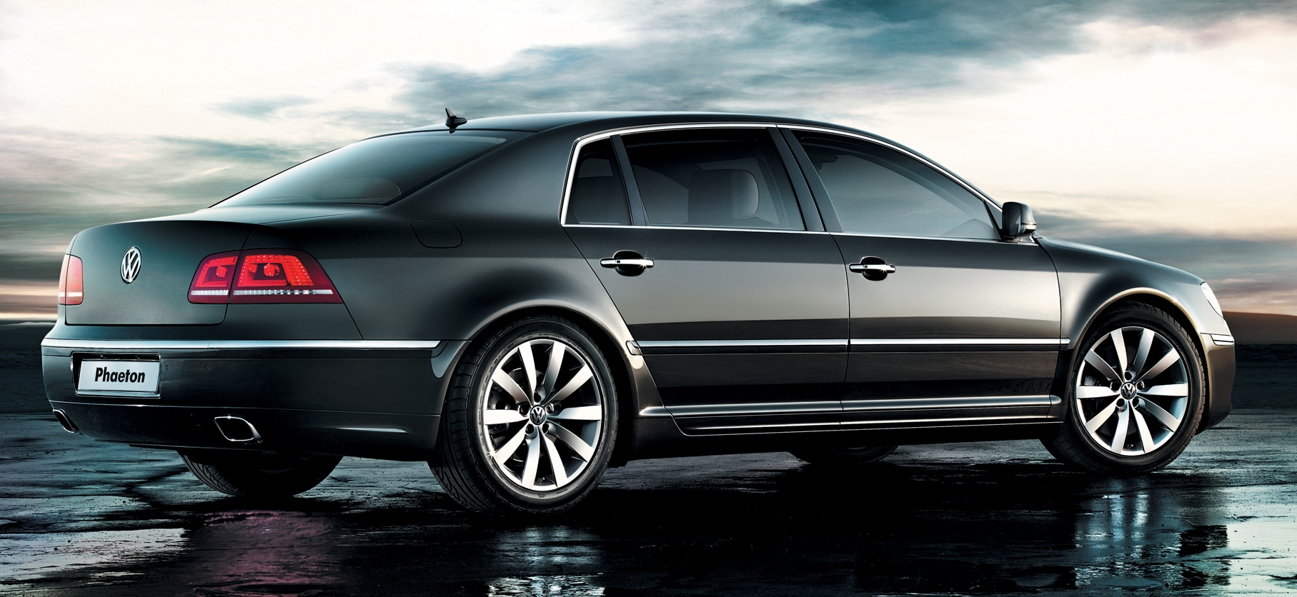 2015 vw phaeton in the us autos post. Black Bedroom Furniture Sets. Home Design Ideas