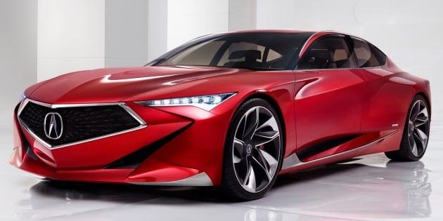 Acura Precision Concept 2016 - Front 3-4