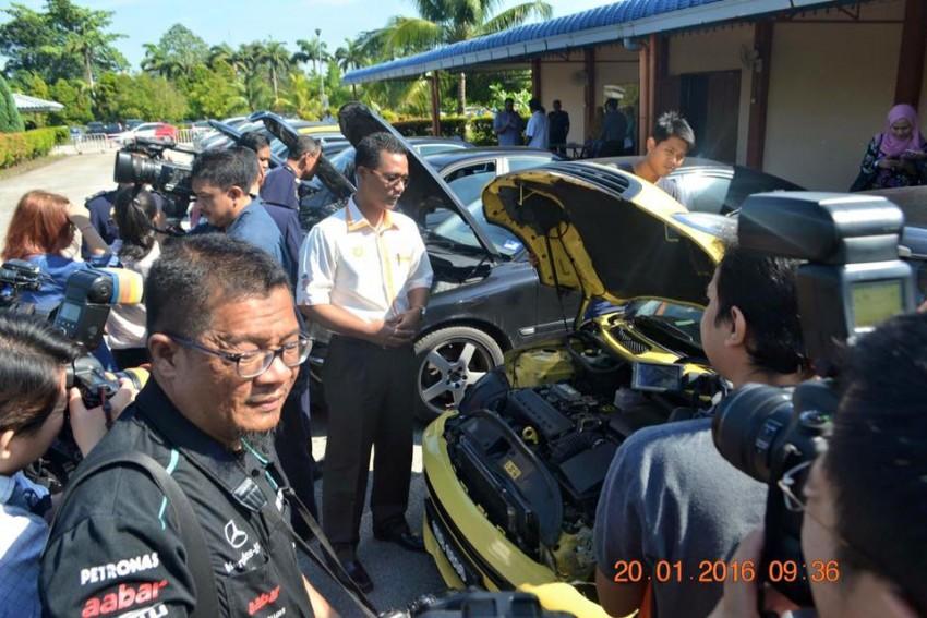 JPJ Selangor sita 65 kenderaan klon sejak 2015 Image #432344