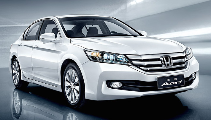 SPIED: 2016 Honda Accord facelift for China market Image 434581