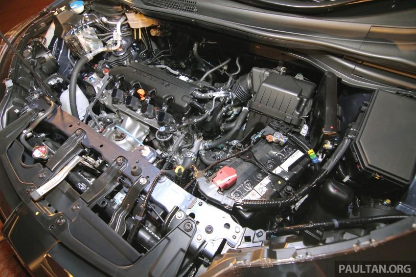 Honda CR-V 2.0 2WD kini didatangkan dengan tempat duduk balutan kulit – kos ekstra RM1k, jadi RM143k Image #433038