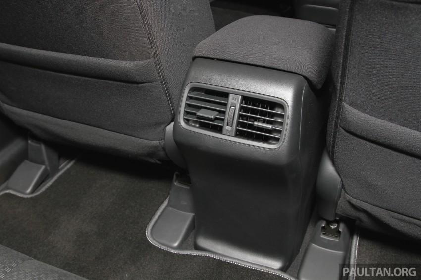 Honda CR-V 2.0 2WD kini didatangkan dengan tempat duduk balutan kulit – kos ekstra RM1k, jadi RM143k Image #433040