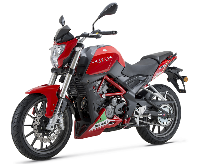 2016 Benelli Tnt25 Debuts In Malaysia Rm12990 on benelli tnt 25